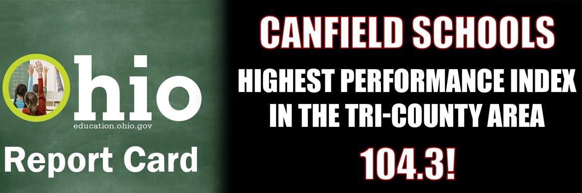 Congratulations Canfield Schools