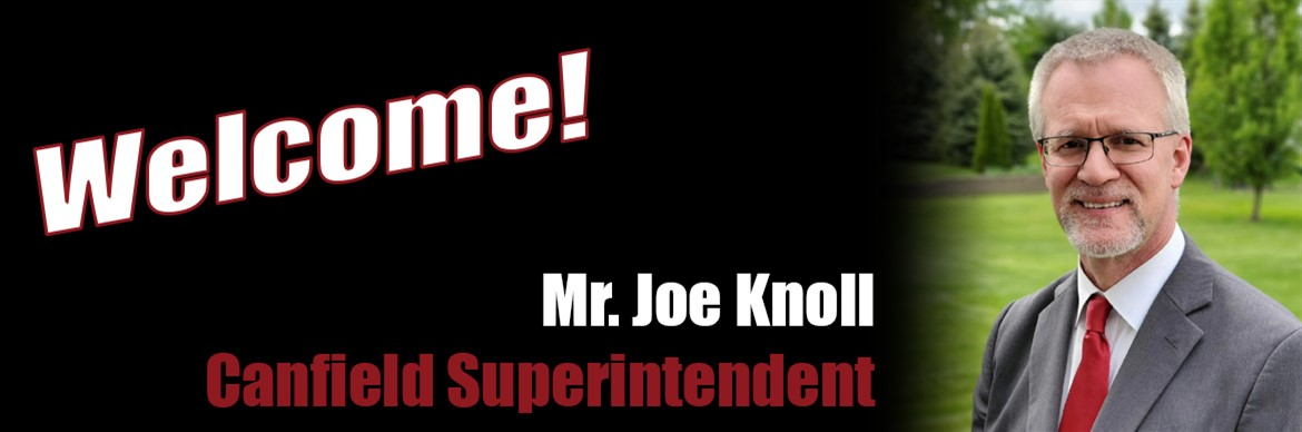 Welcome Mr. Knoll