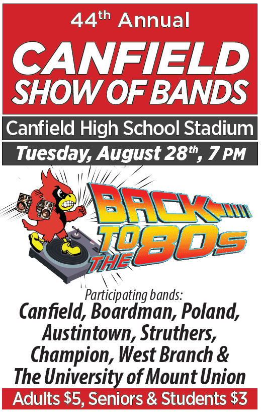show of bands